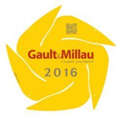 Recommandé par Gault & Millau 2016