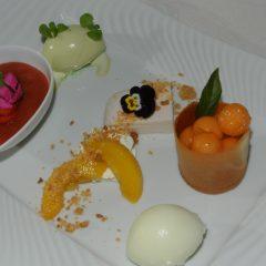 La ronde des desserts du moment